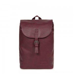 Eastpak Casyl Wine Leather Ventes