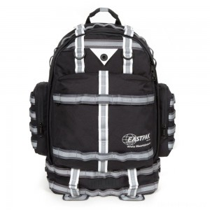 Eastpak White Mountaineering Killington Black Ventes