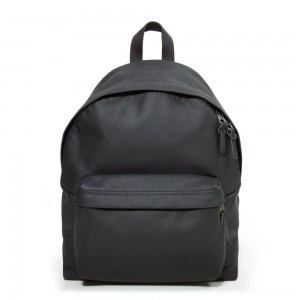 Eastpak Padded Pak'r® Black Ink Leather Ventes