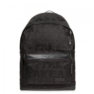 Eastpak Padded Select Black Jaquard Ventes