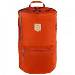 Fjallraven High Coast 24 - Sac à dos - orange Orange Ventes