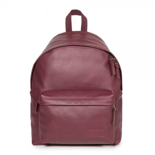 Eastpak Padded Pak'r® Wine Leather Ventes